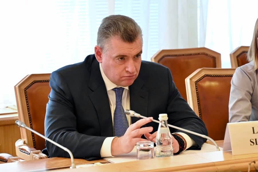 Leonid Slutsky held meetings with the heads of diplomatic missions of Switzerland and Iceland