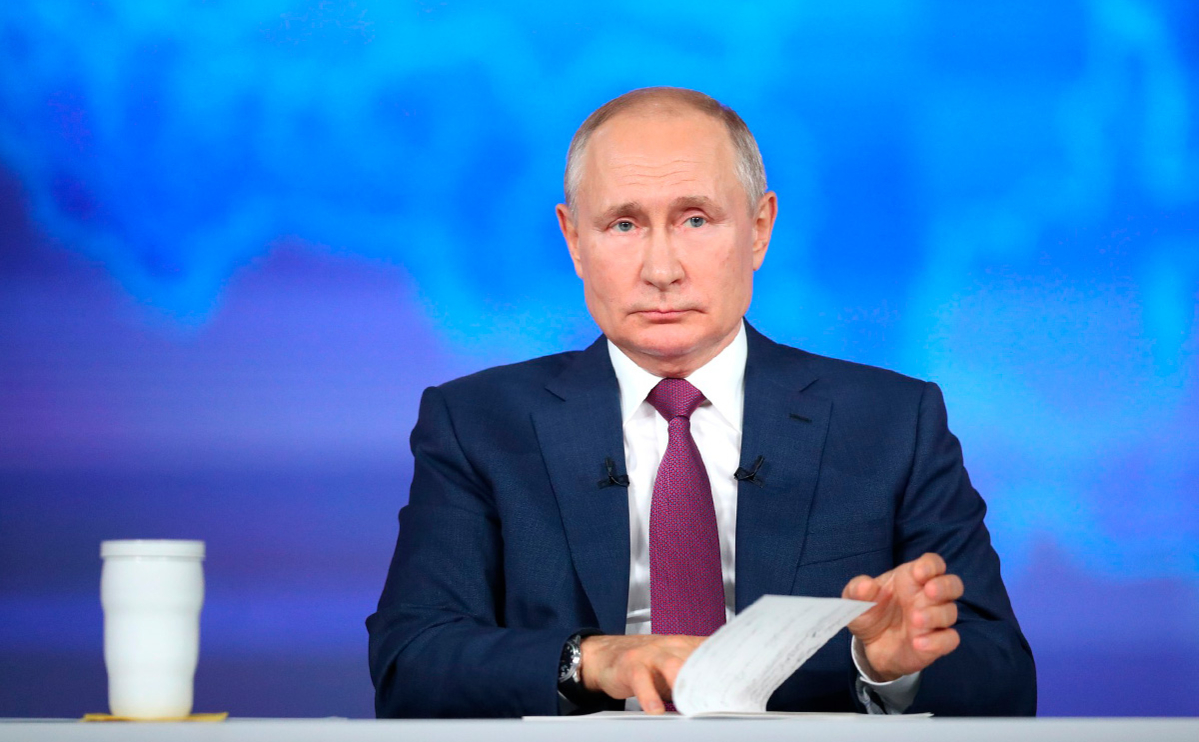 Vladimir Putin hopes joint efforts will help Syrian people get on feet
