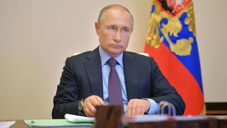 Vladimir Putin had a telephone conversation with Emmanuel Macron